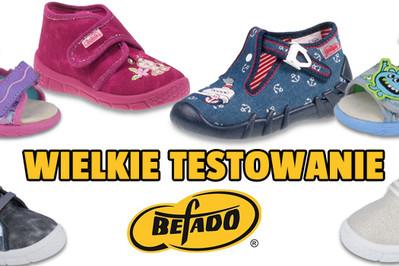 TESTOWANIE: Wygraj i wypróbuj buty polskiej firmy Befado!