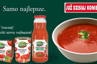 Pomidorowy konkurs taki, że Łooo!
